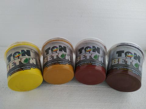 Ton kolor boja za beton